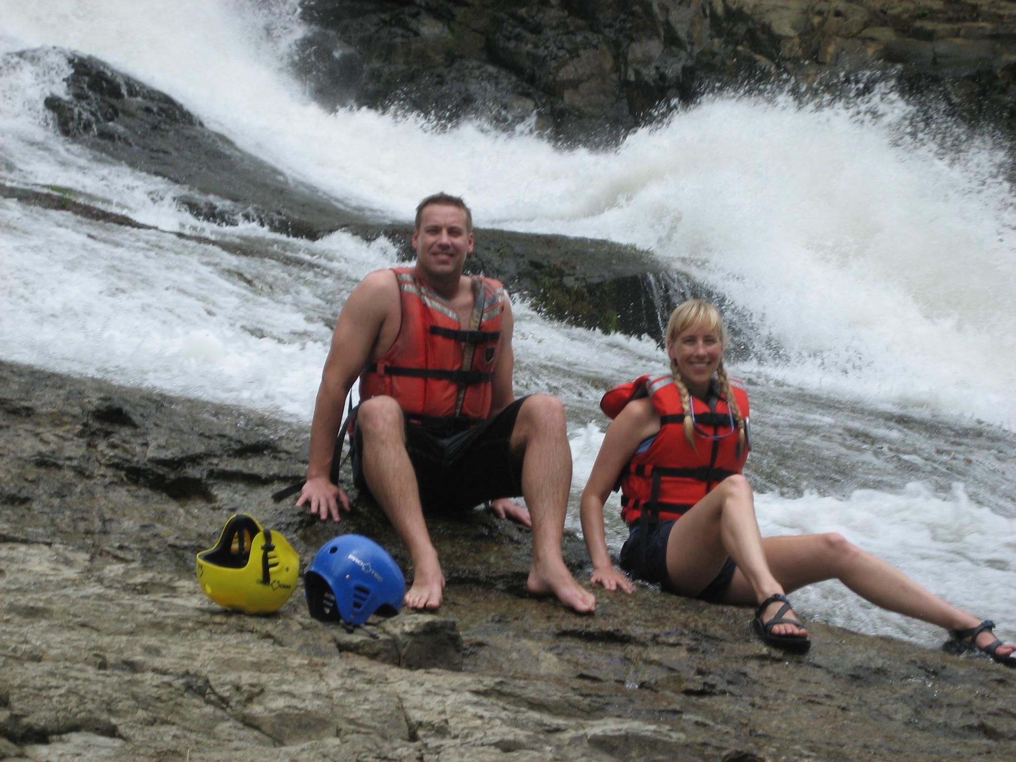 rafting in panama