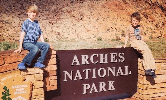 Hikes in Arches National Park
