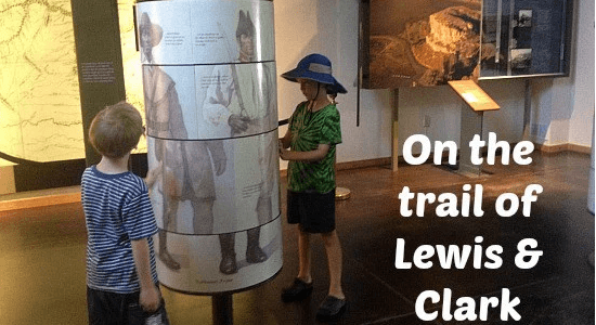 The Lewis and Clark Expedition in Montana