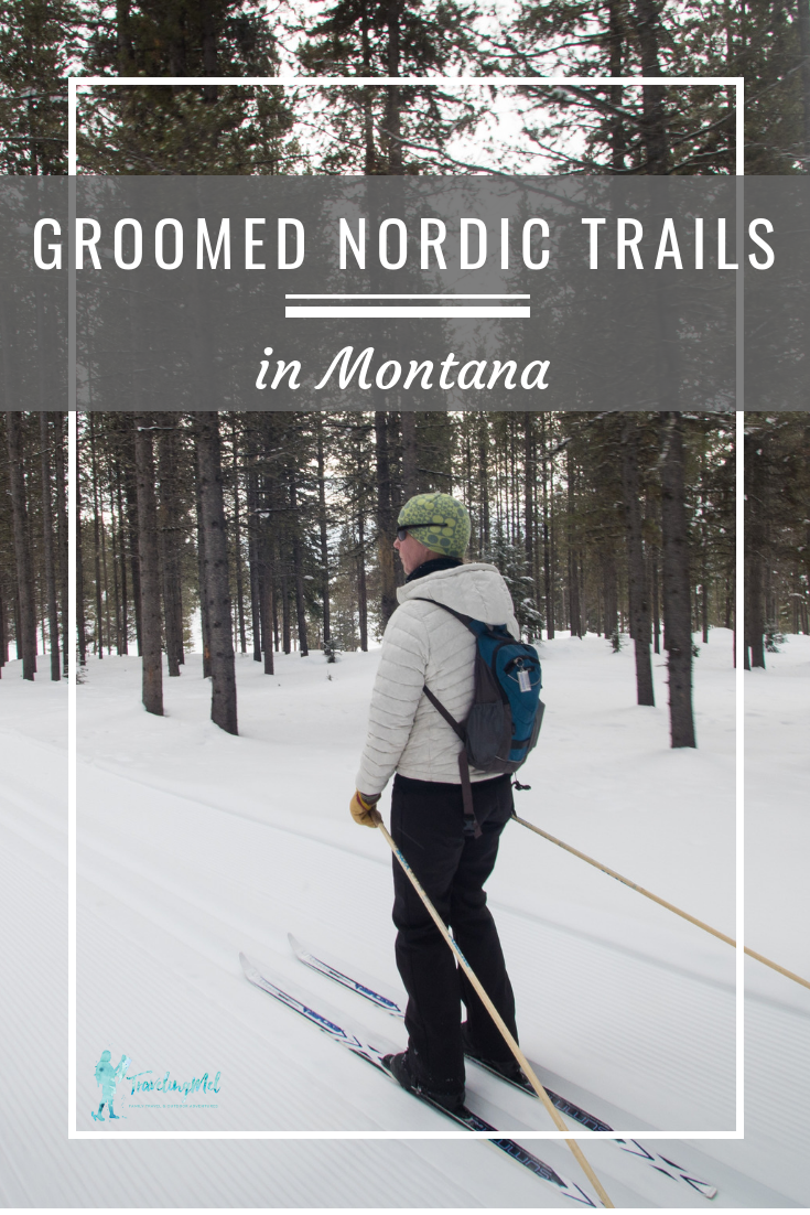 Nordic Ski Trails In Montana Travelingmel