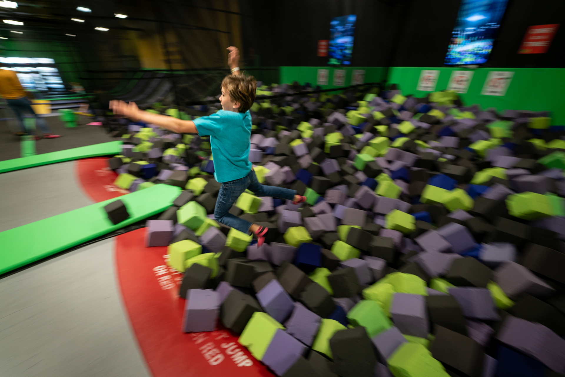 Get Air Trampoline Park Billings Montana