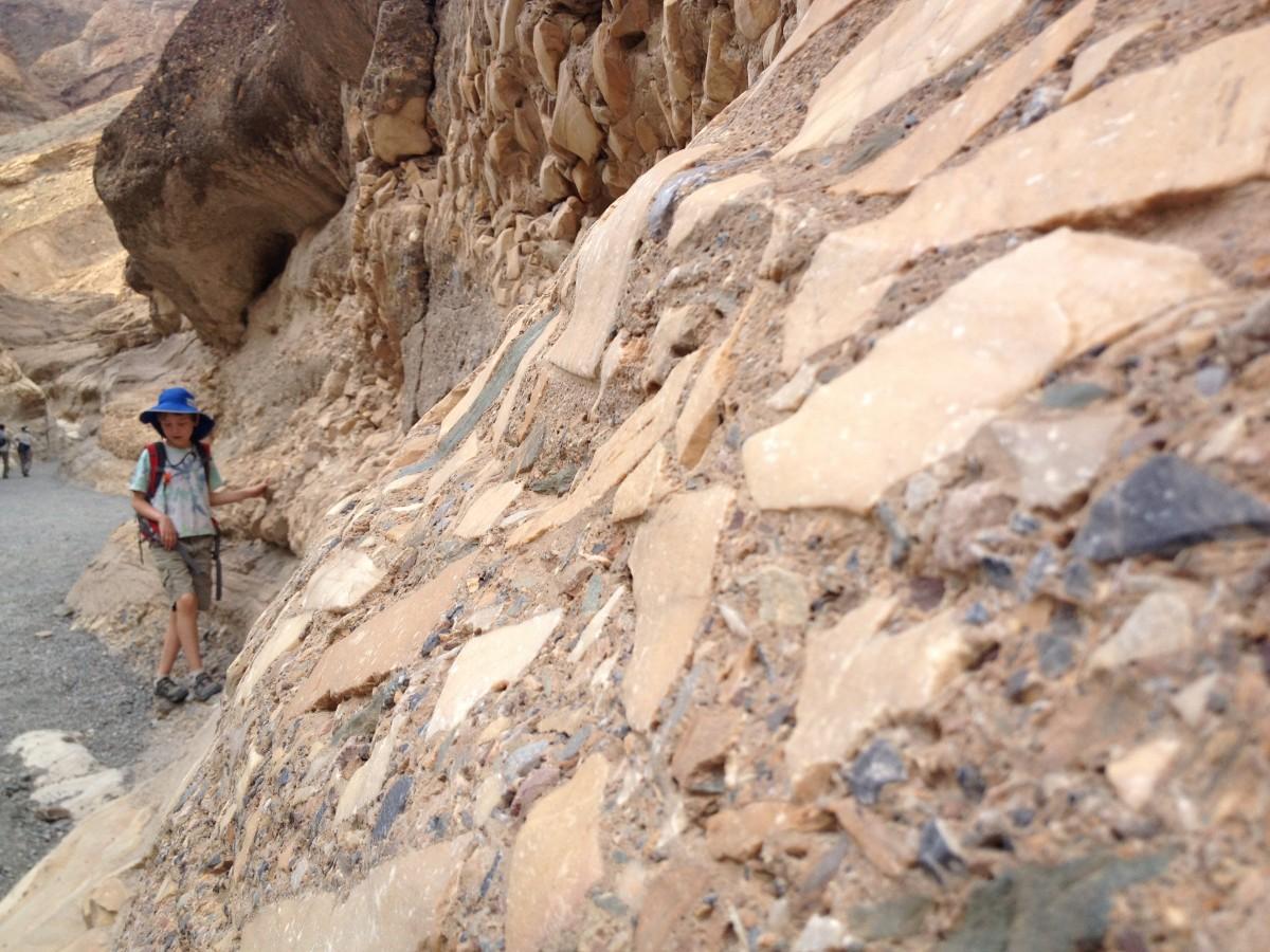 Death Valley Mosaic Breccia