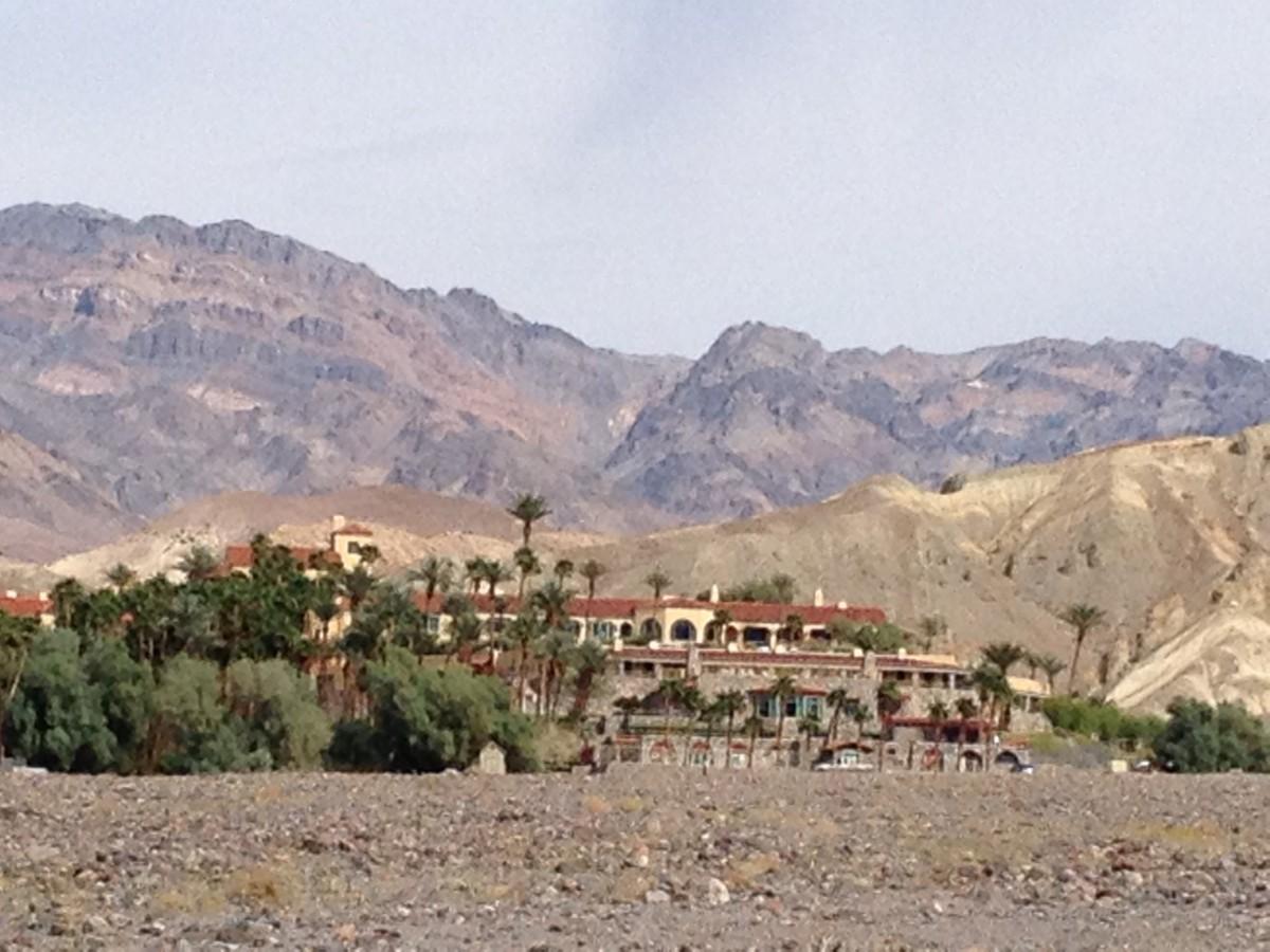 THe Furnace Creek Inn Death Valley National Park