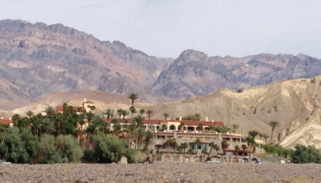 Hotels in Death Valley