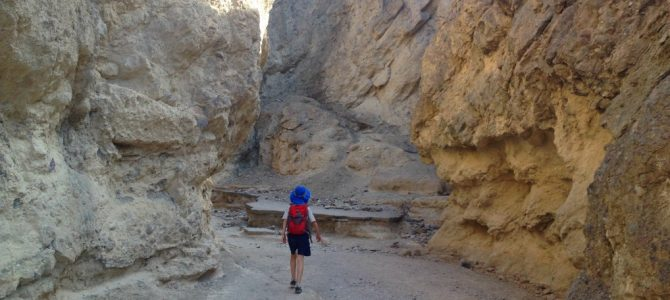 Death Valley for Kids and Families