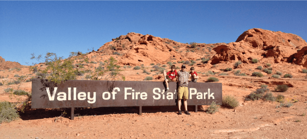 Planning your Valley of Fire trip in Nevada