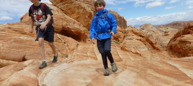 Why is it Called Valley of Fire?