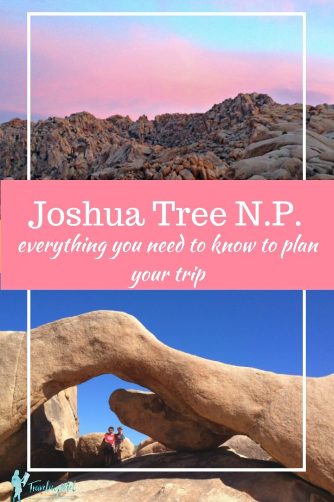 Here's what you need to know for Joshua Tree National Park camping, hiking, horseback riding, Junior Ranger programs, and planning your trip. Joshua Tree National Park Things to Do | Palm Springs | California #climbing #camping #hiking #familytravel