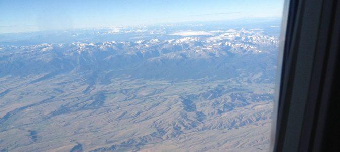 California to DC via Montana