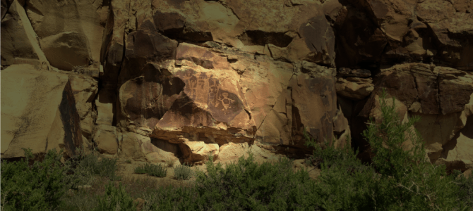 Legend Rock Petroglyphs, Wyoming