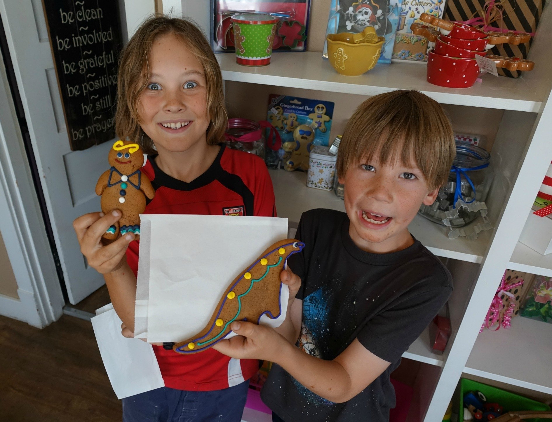 attractions in Washington state - Gingerbread Factory in Leavenworth Washington. Things to do with kids in Washington