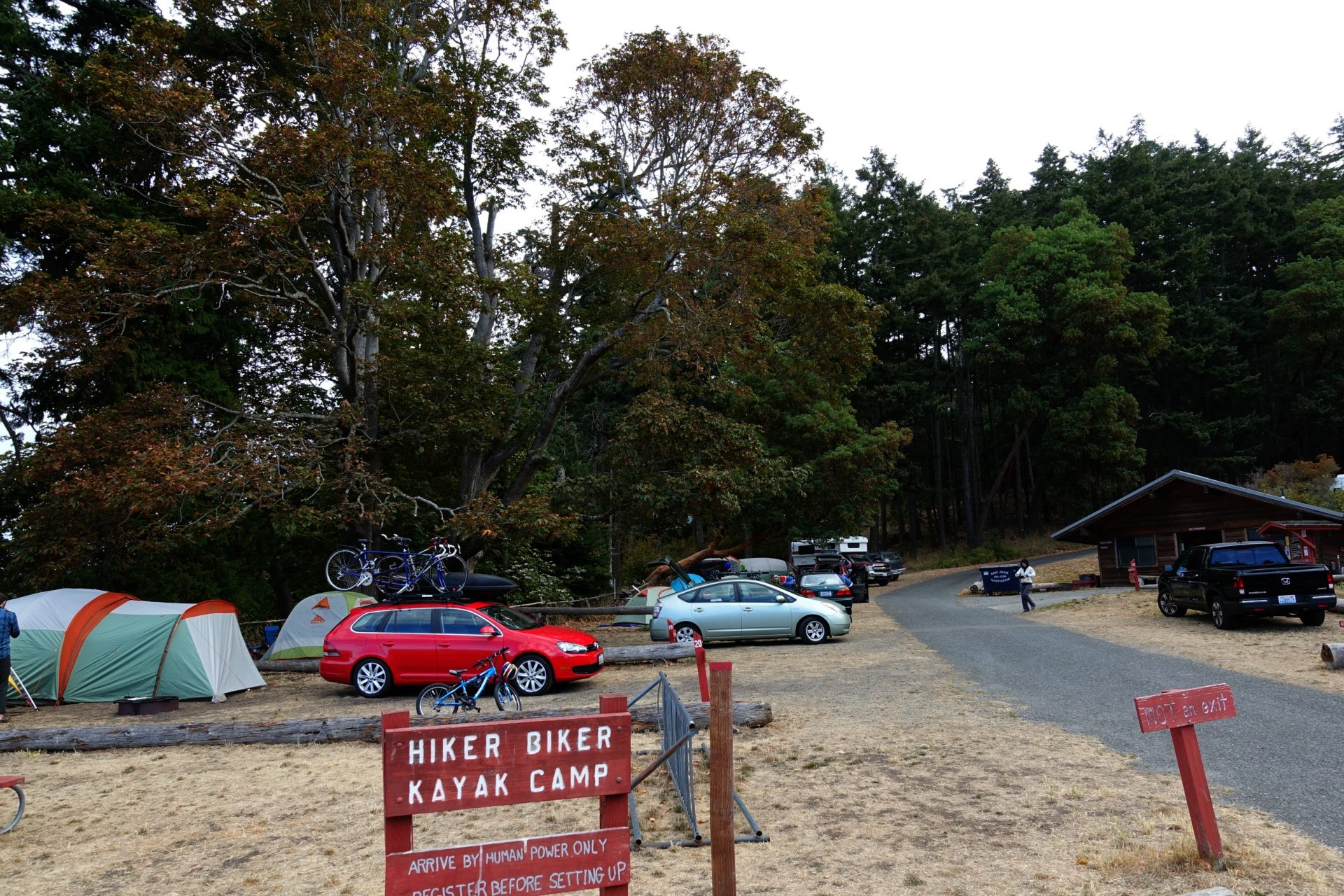 Where to camp on San Juan Island San Juan Island campground review