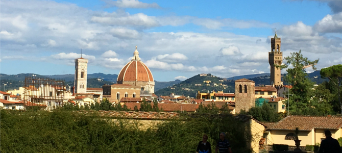 First Impressions: Florence, Italy (Firenze)