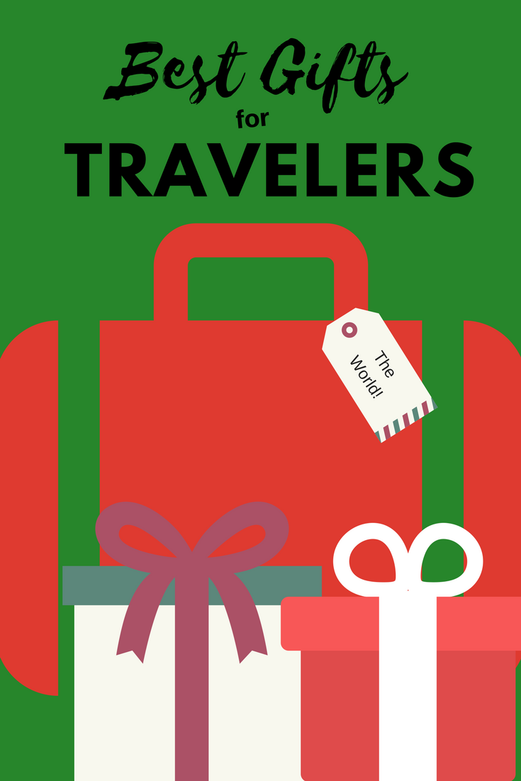 The best gifts for travelers need to be compact and useful. We've gathered the best travel gifts for people who travel in your life.