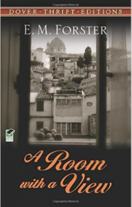 A Room with a View by E.M. Forester, Best novels set in italy