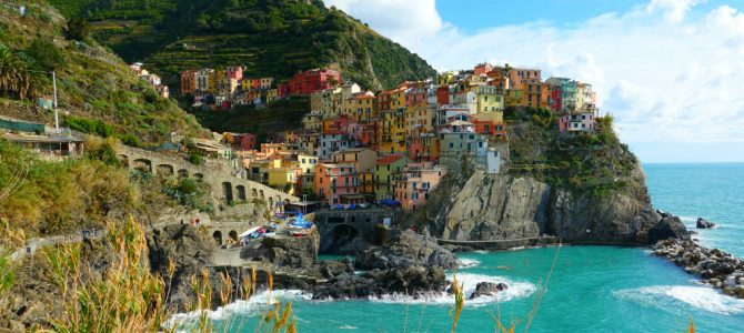 Visiting Cinque Terre with Kids