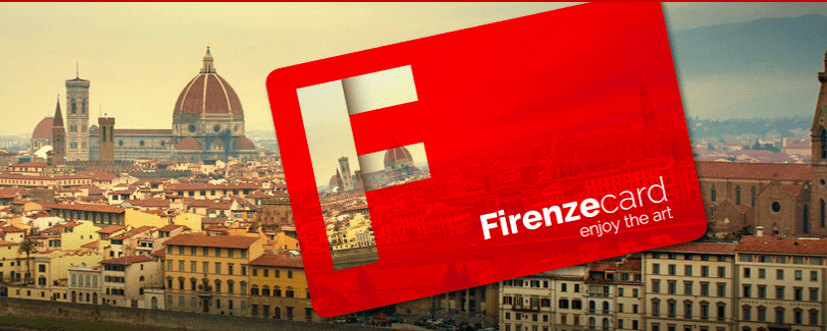 Firenze Card gives access to Florence's best museums