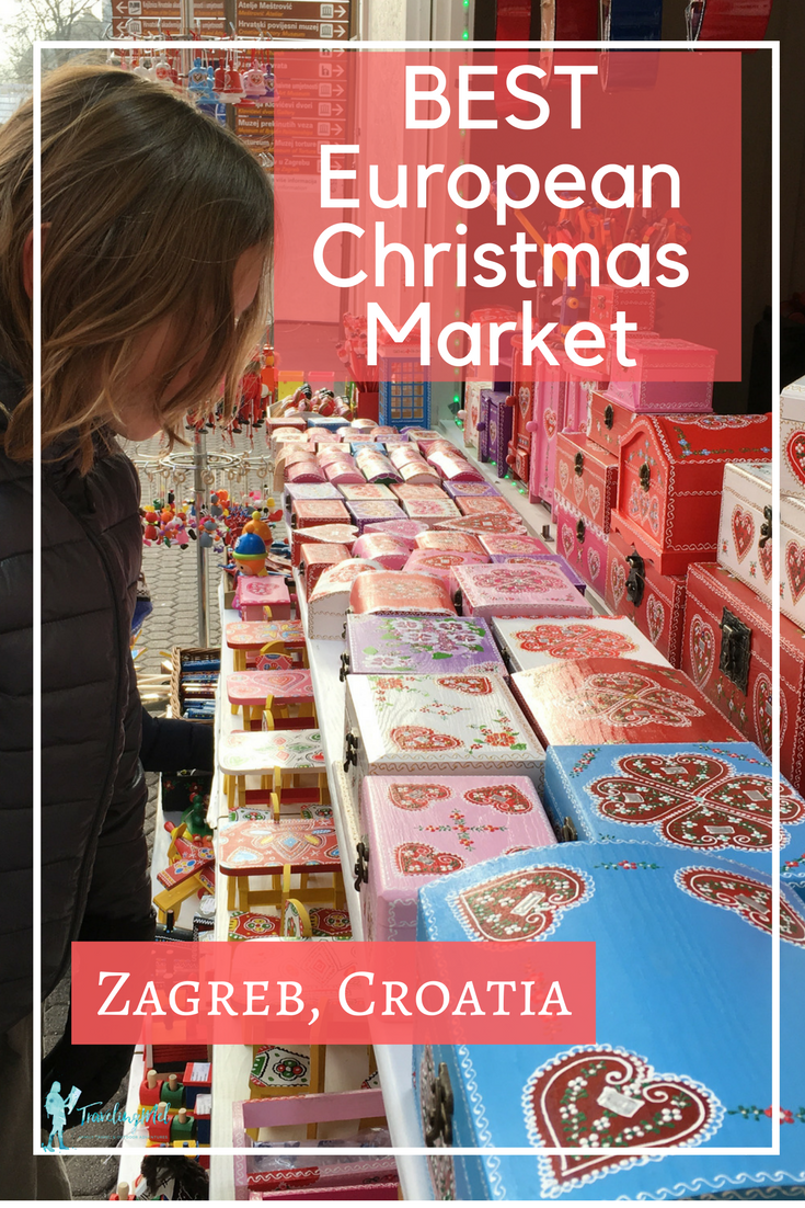 Advent U Zagreb or the Zagreb Christmas Market was voted Best European Christmas Market for two years running. Plan your own trip to Croatia and our favorite Advent Market.
