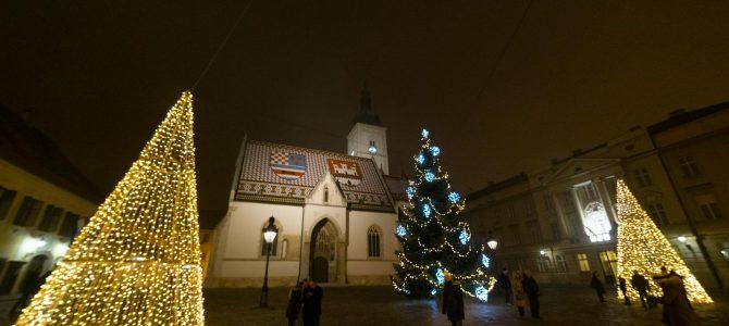 Zagreb Christmas Market — Advent U Zagrebu