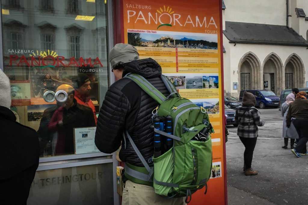 Panorama Tours offers things to do in Salzburg like the Silent Night Holy Night tour