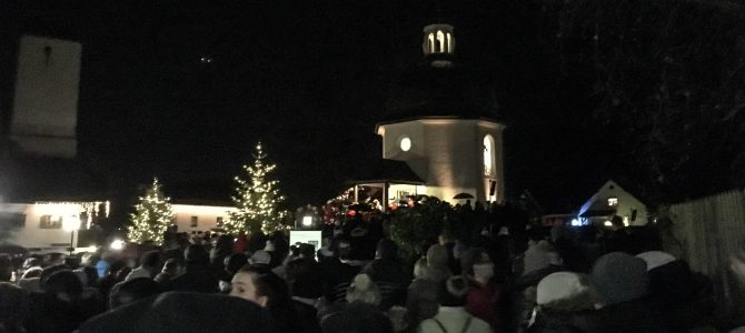 Silent Night Chapel — Stille Nacht Kapelle