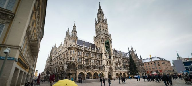 Things to do in Munich (in a Day and a Half)
