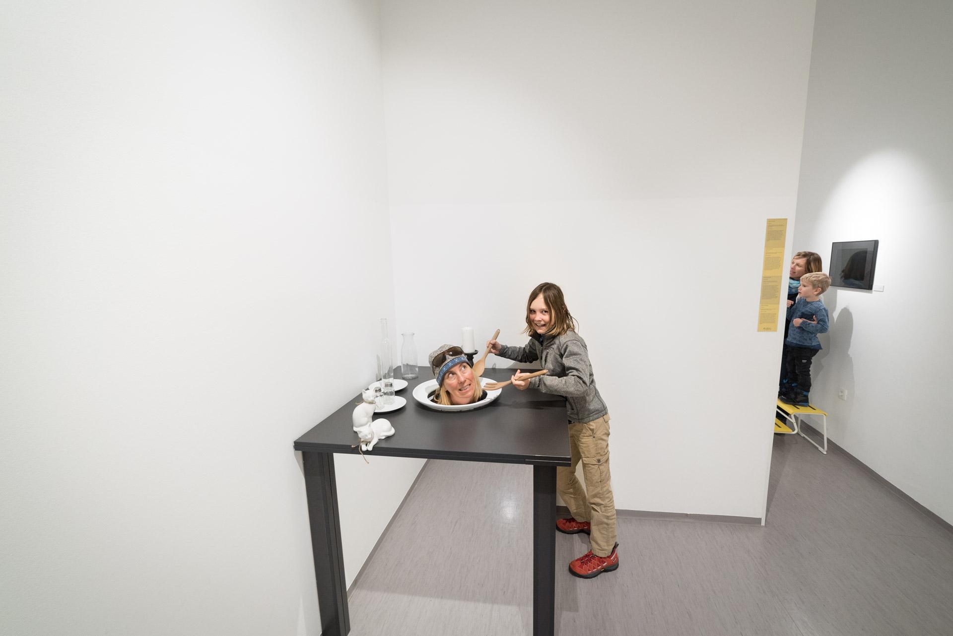 Museum of Illusions – Muzej Iluzij