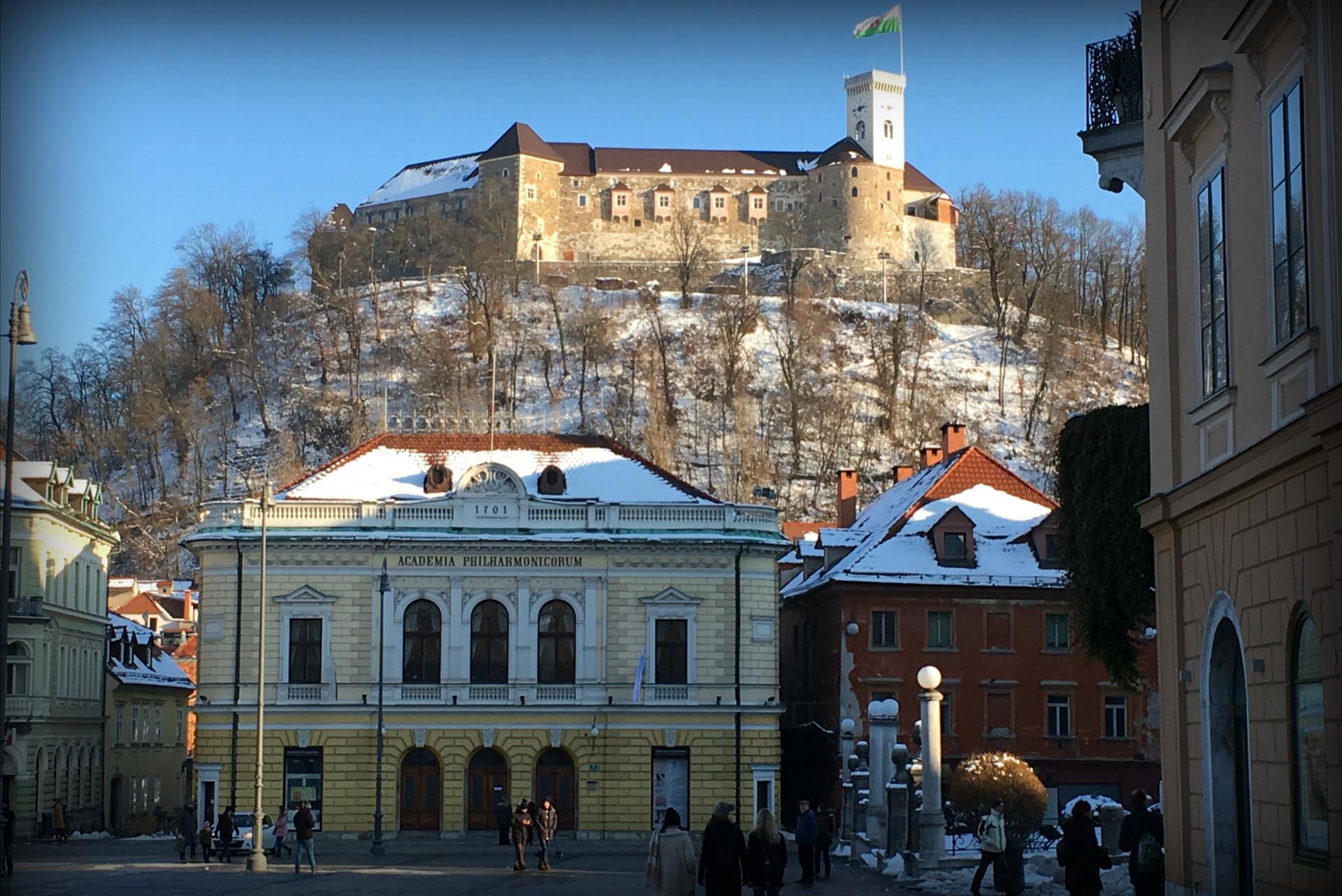 Explore the Castle – Ljubljanski Grad