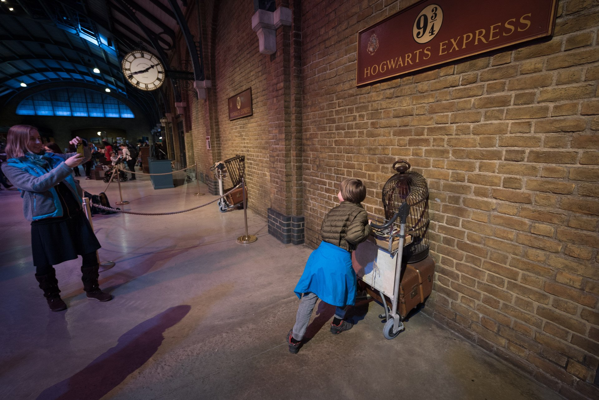 Warner Bros. Studio Tour London – The Making of Harry ...