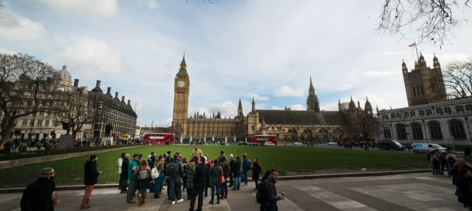 The Best Way to Tour London for Free