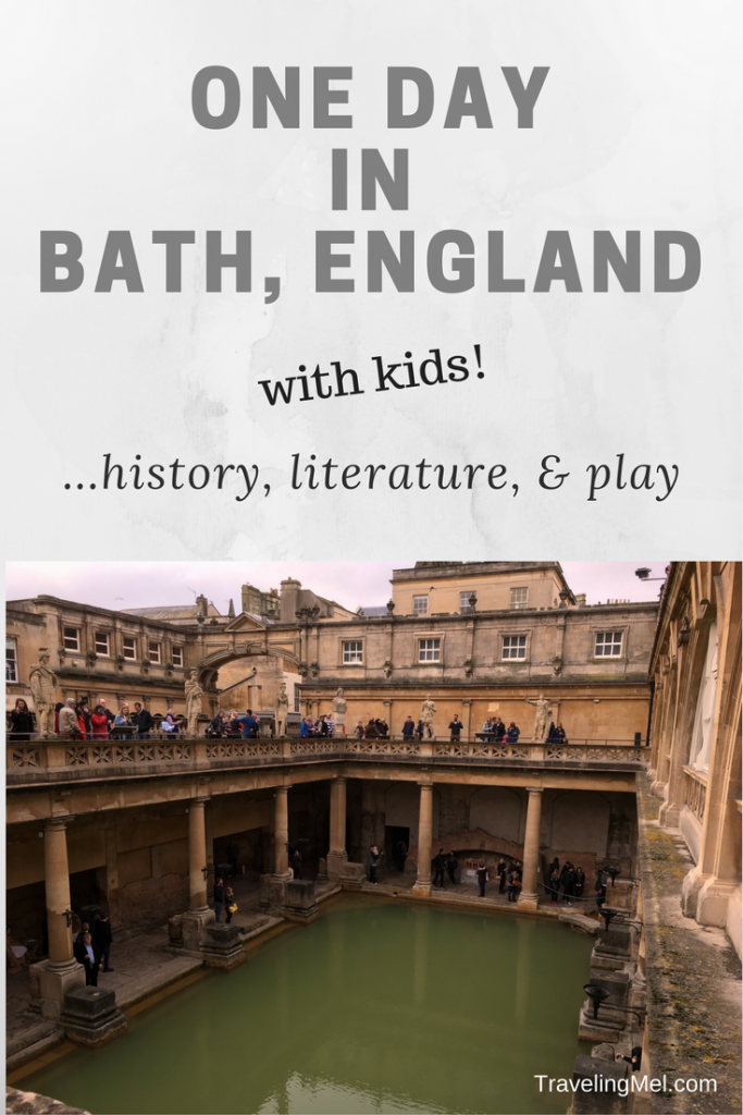 Five things you won't want to miss on a trip to Bath, England.