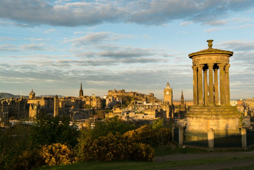 best things to do on an awesome girls' weekend in edinburgh