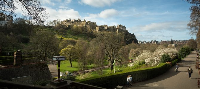 Girls' Weekend in Edinburgh