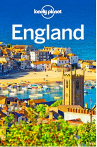 Lonely Planet England, planning a trip to England