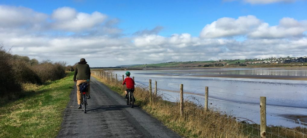 Easy Family Bike Rides in England and Scotland
