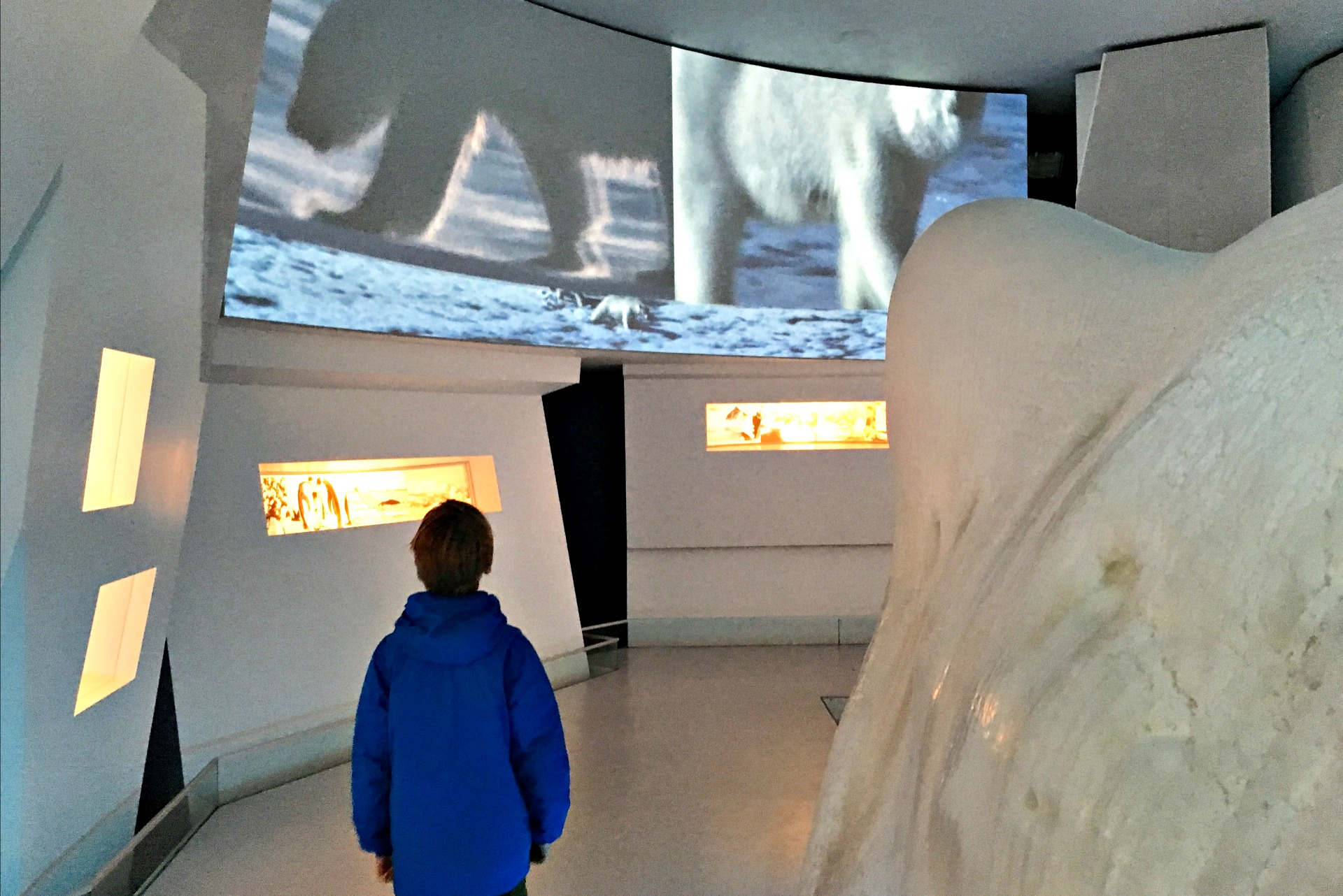Our Dynamic Earth fun things to do with kids in Edinburgh