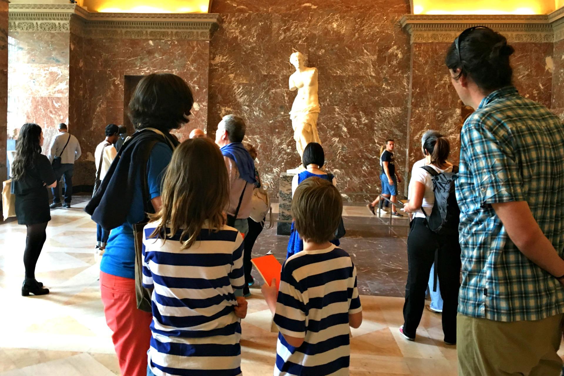 Private tour of the Louvre Paris