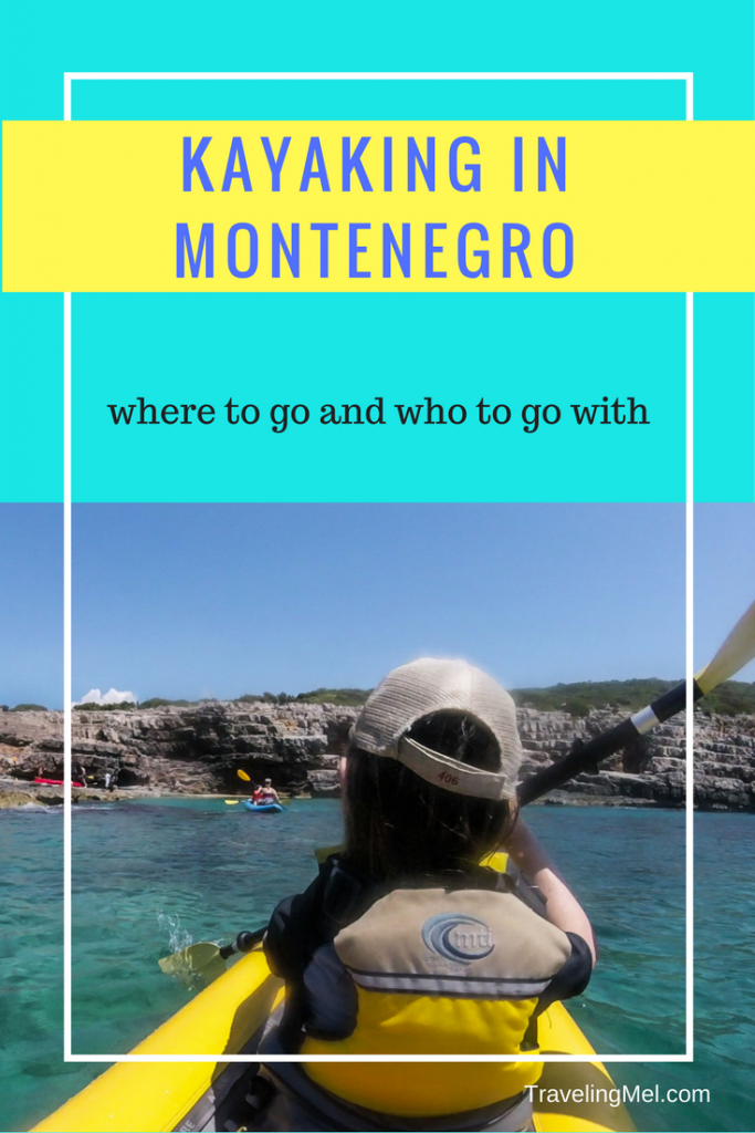 Who knew kayaking in Montenegro could be so good? Here's how to see the Blue Cave and the Bay of Kotor.