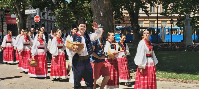 From Montenegro to Austria (via Serbia and Croatia)