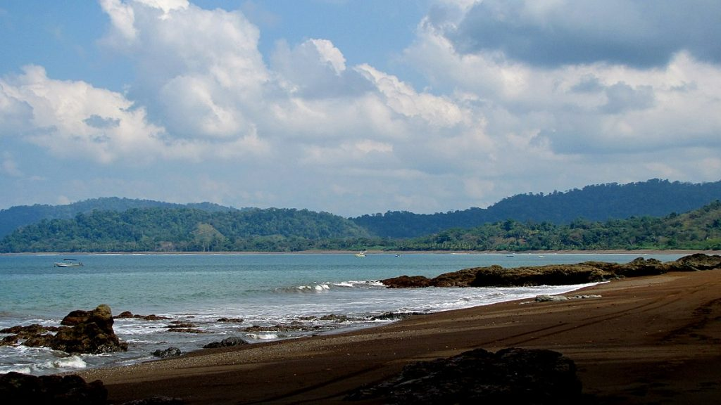 Drake Bay is one of the best beaches in Costa Rica