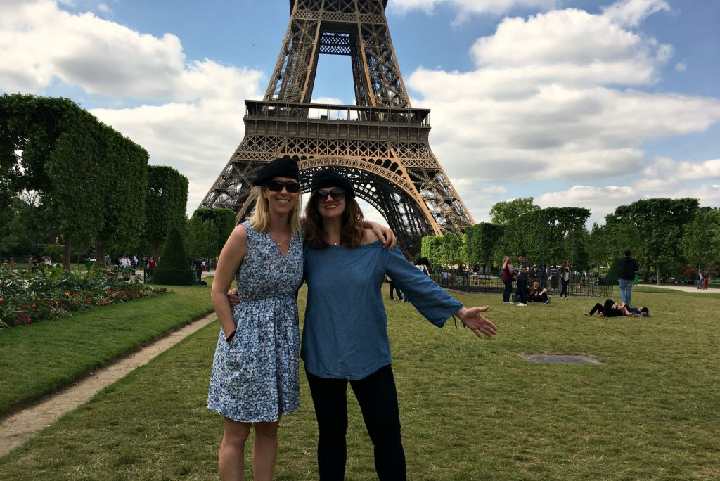 A Paris weekend has to include a visit to the Eiffel Tower