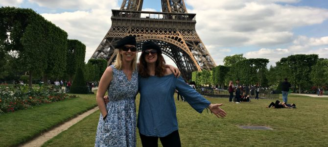Girls Getaway: Places to Visit in Paris