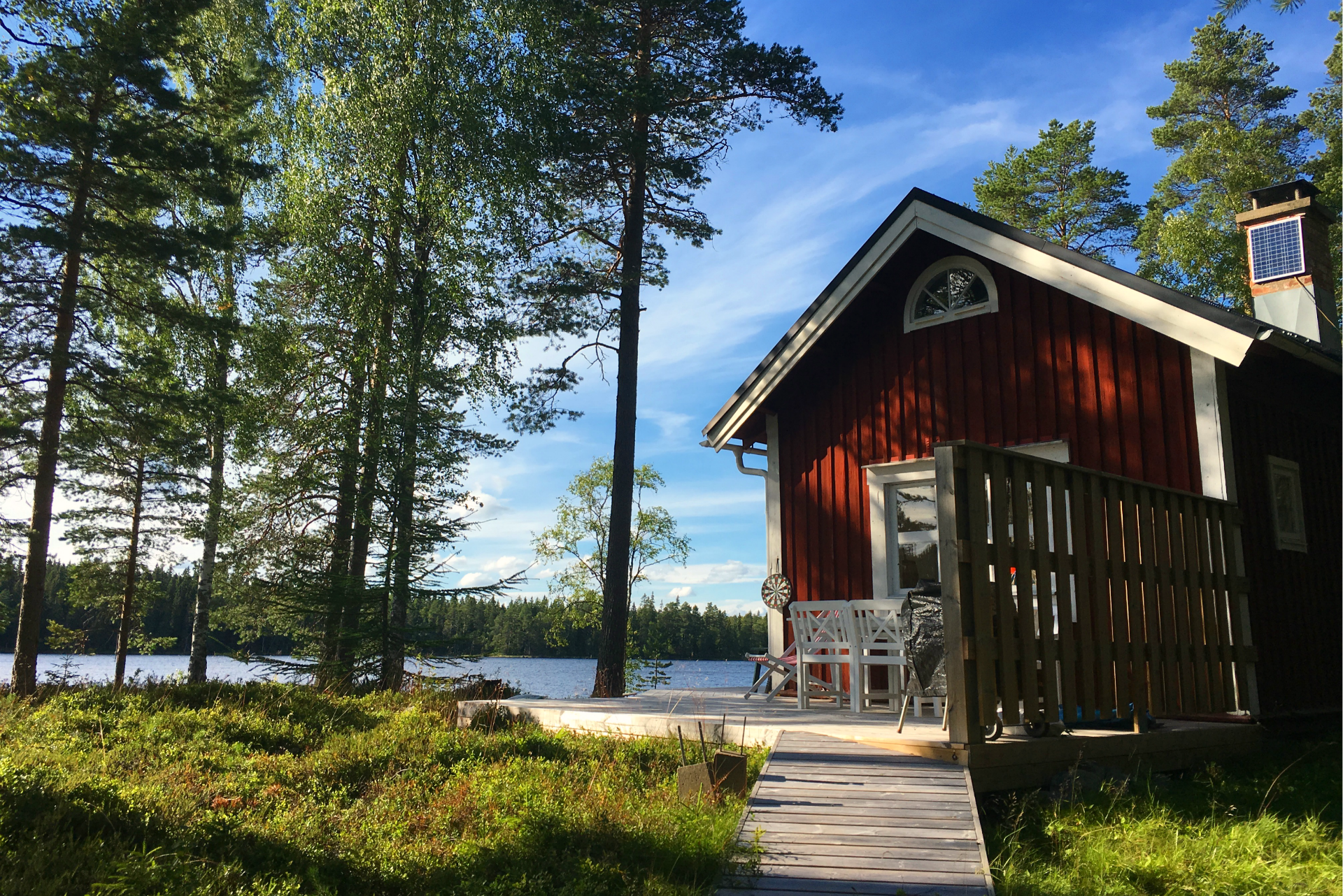 Swedish summerhouse