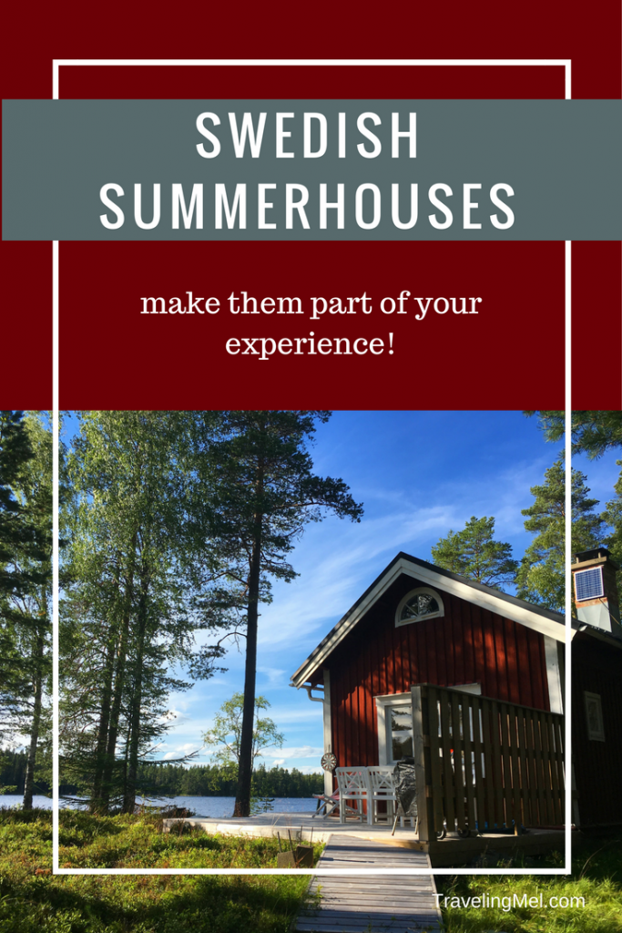 A highlight: visiting a Swedish summerhouse and taking part in the surströmming festival. Plus, we got to pick blueberries and play by a lake.