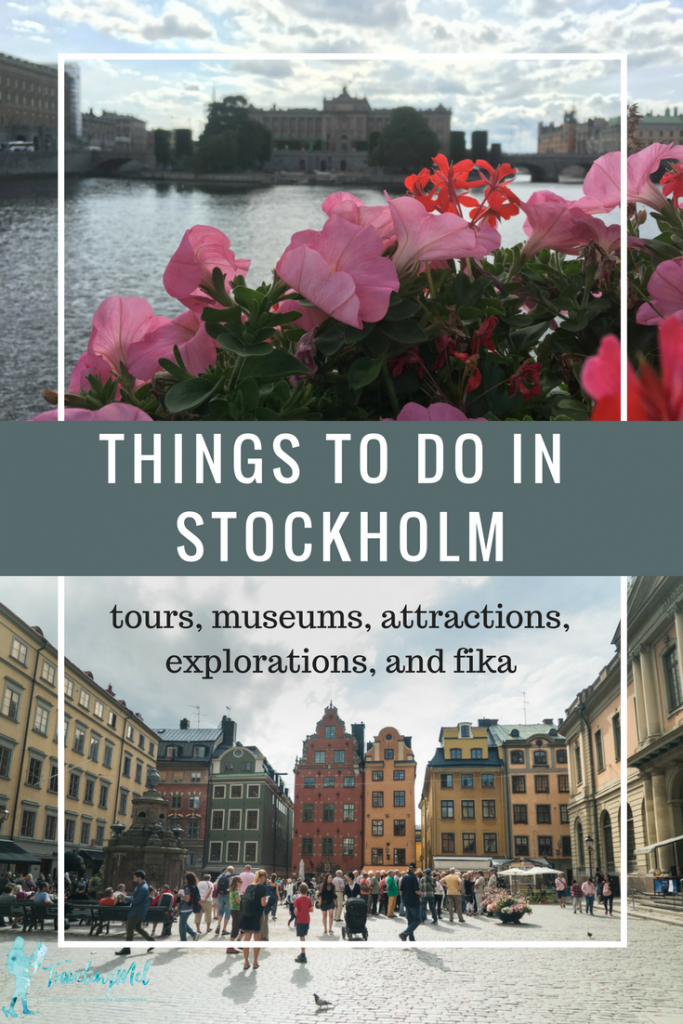 Things to do in Sweden with kids or without. All you need to plan your Stockholm visit.