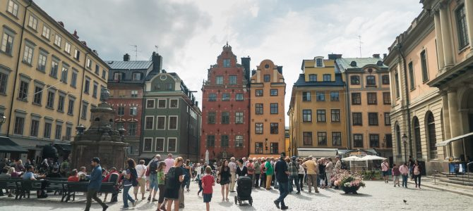 Things to do in Stockholm with Kids