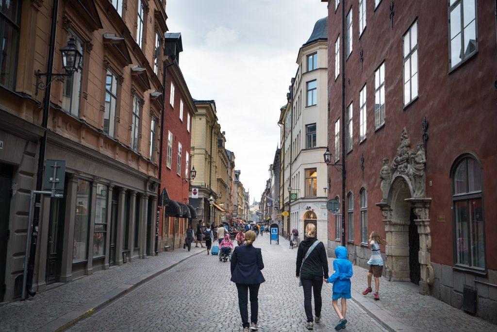 Context Travel Royal Sweden tour
