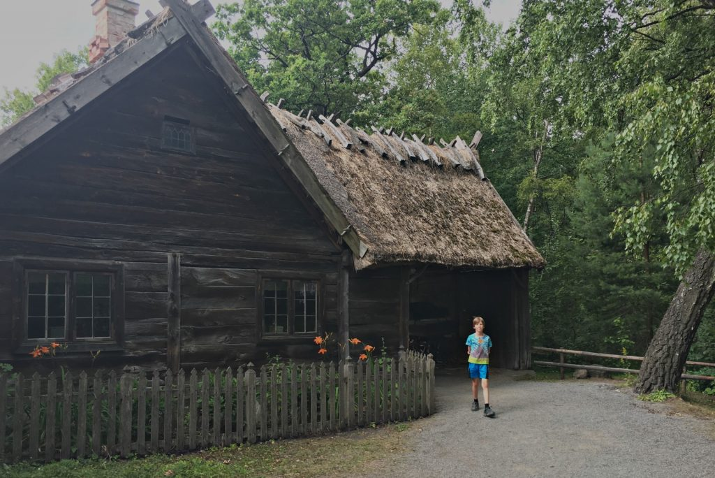 One of the best things to do in Stockholm is go to Skansen