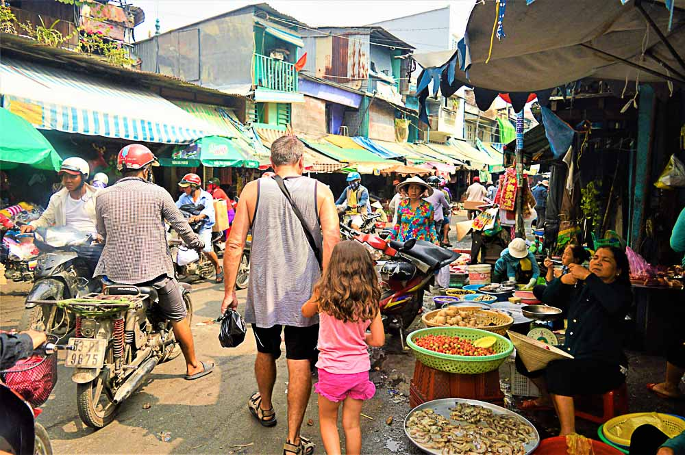 Things to do with kids in Ho Chi Minh City