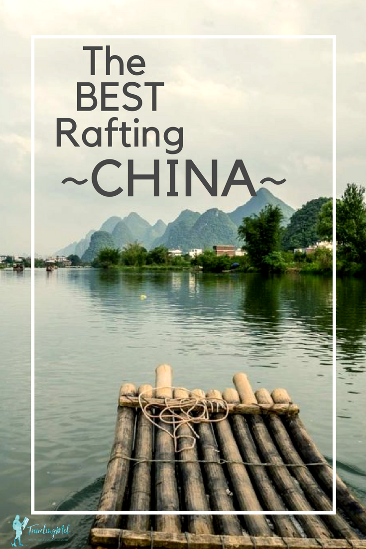 From white water rafting to a scenic float, find the best places in China to sit on a boat.